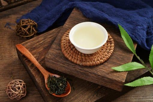 Organic Bi Luo Chun Green Tea
