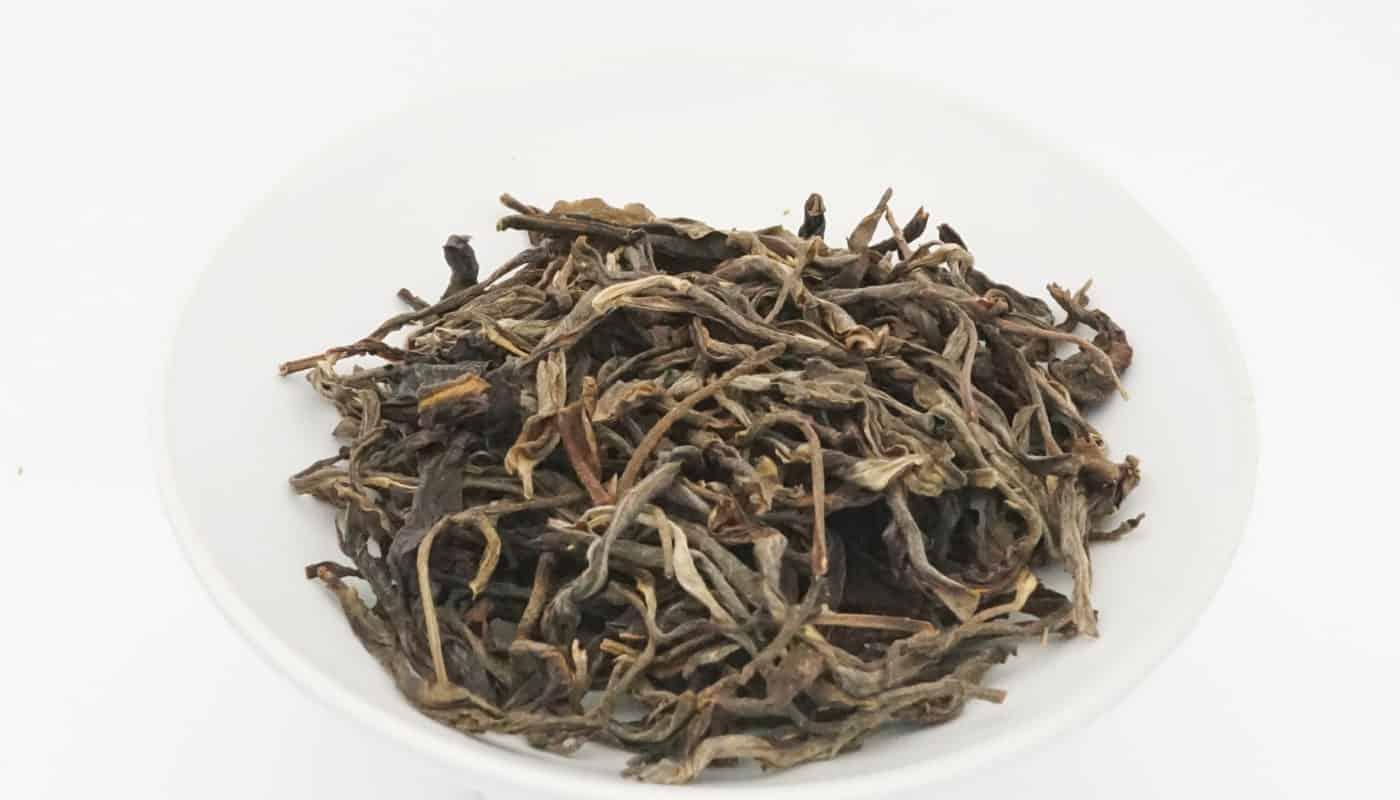 Pu-Erh - Loose Leaf Black Tea   LEAF TEA