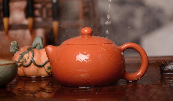 Season a Teapot