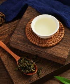 Organic Fujian Tieguanyin Oolong Tea