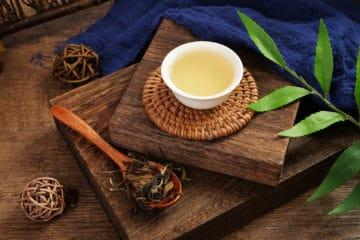 Organic Shou Mei White Tea