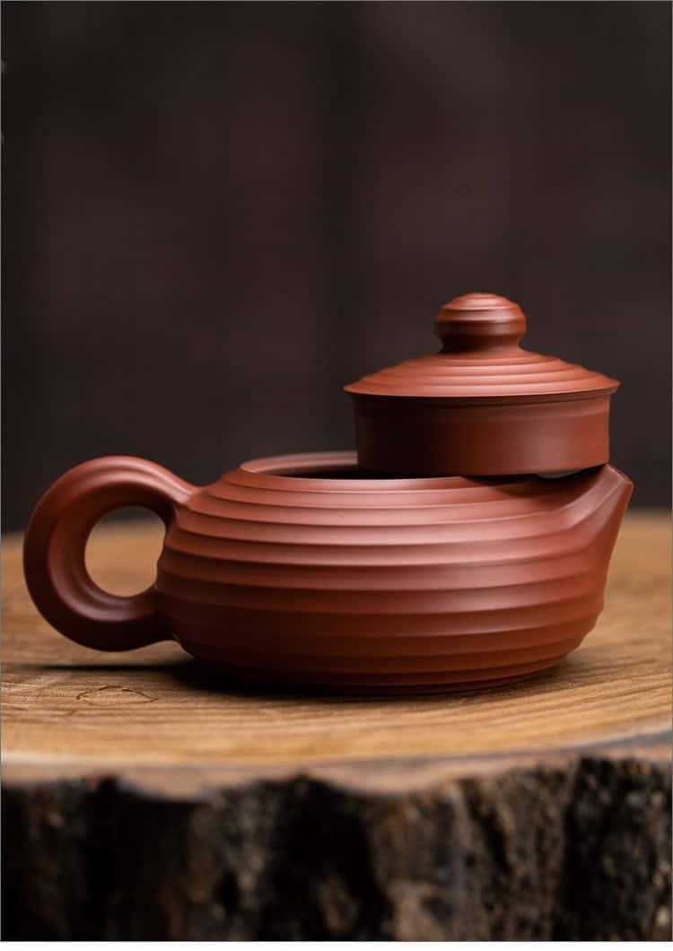 thousand line zhuni teapot